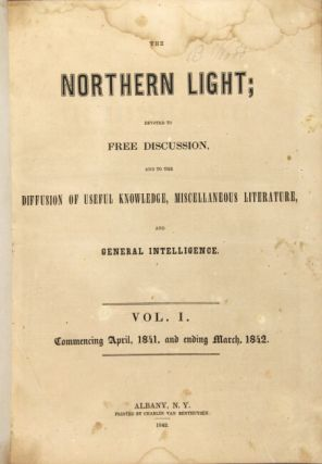 The northern light, vol. 1