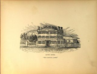 Recollections of Auton House. A book for children. With illustrations by C. Auton [i.e. Augustus Hoppin]