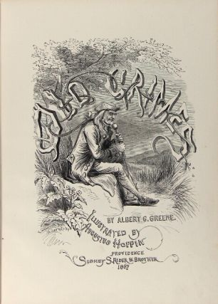 Old Grimes ... Illustrated by Augustus Hoppin