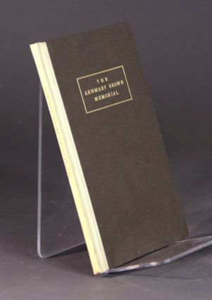 A series of five volumes [all published] on the libraries of Providence, as below