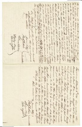 Allyn Kellogg Ford Collection of Rhode Island documents