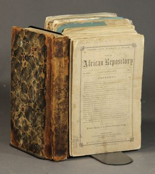 The African Repository and colonial journal [later:] The African Repository
