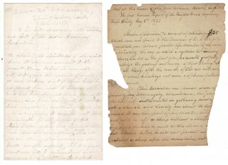 Minutes of the Secretary of the Female Missionary Association of the Congregational Church