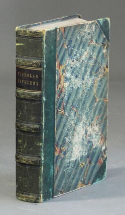 The life and adventures of Nicholas Nickleby ... With illustrations by Phiz. Charles Dickens