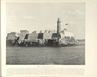 Cuba and the wrecked Maine. With introduction and descriptive text, reproductions of photographs