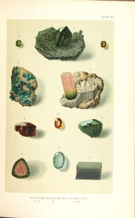 Precious stones. A popular account of their characters, occurrence and applications, with an introduction to their determination, for mineralogists, lapidaries, jewellers, etc. With an appendix on pearls and coral ... Translated from the German with additions by L. J. Spencer
