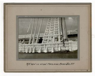 """Approximately 475 yacht and nautical-themed photos - the collection of the late Llewellyn """"Louie"""" Howland"""