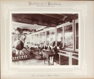 Composite album of printed text and original photographs prepared for the Buffalo Pan-American Exposition